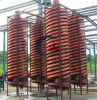 Gravity Concentrator Spiral Chute