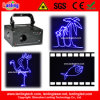 Cheap Cool Blue Animation Laser Disco Light with SD Card