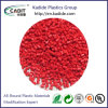 Red Color Polypropylene Carried Masterbatch for Blow Molding