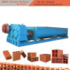Fired Brick Mixer Extruder for Making Hollow Porous Bricks