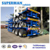 40FT Skeleton Frame Container Semi Trailer