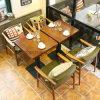 Restaurant Cafe Coffee Shop Used Elegant Wooden Arm Chair (SP-EC626)
