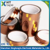 Amber Stickers High Temperature Gold Finger Tape Double Sided Anti - Static Polyimide Tape