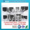 Aluminium Extruded Profile for Track Rail / Guide
