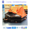 CCS Ec Certification 6p~150p Solas Marine Inflatable Life Raft