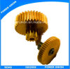 Brass Hardware Spare Machining Parts Transmission Gear