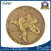 Zinc Alloy Soft Enamel Metal Coin for Promotion