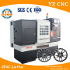 Horizontal Flat Bed CNC Lathe Wheel Repair Machine