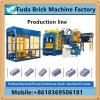 Hot Sale Hydraulic Color Paver Brick Machine in China