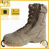 Ykk Side Zipper Military Desert Boots