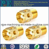 High Precision Custom Brass CNC Machining Pipe Fittings