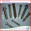 Carbon Steel Sleeve Anchor Bolt with Hex Nuts Washer