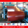 Ral 3007 Black Red Color Coated Steel Coil PPGI