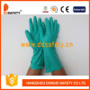Ddsafety 2017 Green Nitrile Industry Gloves