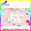 Paper Printing Rigid Cosmetic Gift Box with Ribbon