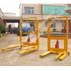 Tire Carrier for Heavy Duty Truck Bus