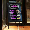 Outdoor Advertising Display Board LED Writing Board for Shop/Store/Restaurants