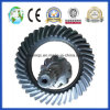 Truck Pr75 Axle Differential Spiral Bevel Gear 7/37