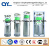 Medical Cryogenic Oxygen Nitrogen Argon Carbon Dioxide Dewar Cylinder