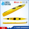 Top Quality Single Seat Plastic Hull Sea Kajak with 16 Years UV Resistant