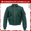 Wholesale Fashion Men Dark Green Bomber Winter Coat (ELTBJI-37)