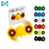 Bat EDC Stocking Stuffer Tri Fidget Ceramic Ball Desk Toy Hand Spinner