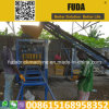 Qt4-24 Manual Hollow Small Cement Block Maker Price List Sale in Ghana