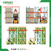 Drive in Pallet Racking for Warehouse and Storage