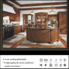 Antique Alder Wood Luxury Kitchen Cabinets