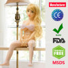 High Quality 100cm Real Silicone Sex Dolls Skeleton Japanese Adult Mini Lifelike Oral Love Dolls