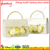 Custom Wedding Shopping Bags with Hotstamping Logo ISO9001: 2015