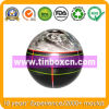 Ball Tin Box, Metal Tin Container, Gift Tin