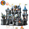 Plastic Knights Castle Blocks Toy for Kids