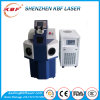 100W/ 200W High Precision Jewelry YAG Laser Spot Welder Machine for Gold/ Silver/ Iron