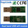 Top-4b Ralink Rt5572 802.11A/B/G/N 300Mbps USB Wireless WiFi Adapter