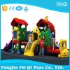China Plastic Preschool Big Children Used Outdoor Playground (FQ-18201)