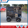 Air Cooled Engine Powerful Single Phase Diesel Generator