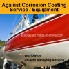 Marine Hulls & Structures Boats Anti Corrosion Coating Thermal Spraying Machine Equipment / Services
