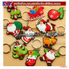 Metal Keychain Party Holiday Christmas Party Supply Keychain (CH8117)