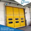 High-Speed Folding Action Stacking Roller Shutter Door