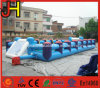 Inflatable Human Foosball Court Inflatable Foosball Game for Sale