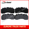 Brake Pad for Mercedes Benz Truck