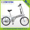 "2015 Hot Selling 20"" 36V Folding Electrical Bicycle E Bicycle"