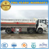 30000 L Shacman 3 Axles Oil Bower 30 T Aluminum Alloy Fuel Tanker Truck