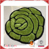 Shag Collection Cost Price Rose-Shaped Door/Bath Mat