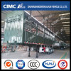 Heavy Duty 3 Axle Stake/Cargo Trailer Exported