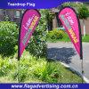 Custom Advertising Flying Wind Flag, Blade Flag Banner