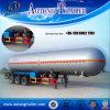 Tri-Axle 40cbm Fuel Tanker/Oil Diesel Transport Truck Semi Tank Trailer for Sale