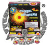 Colorful Chrysanthemum Spinner Fireworks Toy Fireworks