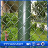 Good Galvanized PVC Coated Security Chain Link Mesh Fence
